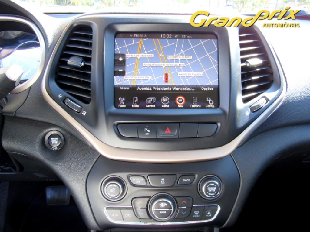 Imagem do veículo JEEP CHEROKEE 2014 3.2 LIMITED 4X4 V6 24V GASOLINA 4P AUTOMÁTICA PRETA COMPLETA + TETO SOLAR!