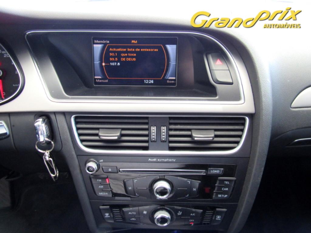 Imagem do veículo AUDI A4 2014 2.0 TFSI ATTRACTION 180CV GASOLINA 4P MULTITRONIC BRANCO COMPLETO + BANCOS EM COURO TOP DE LINHA!