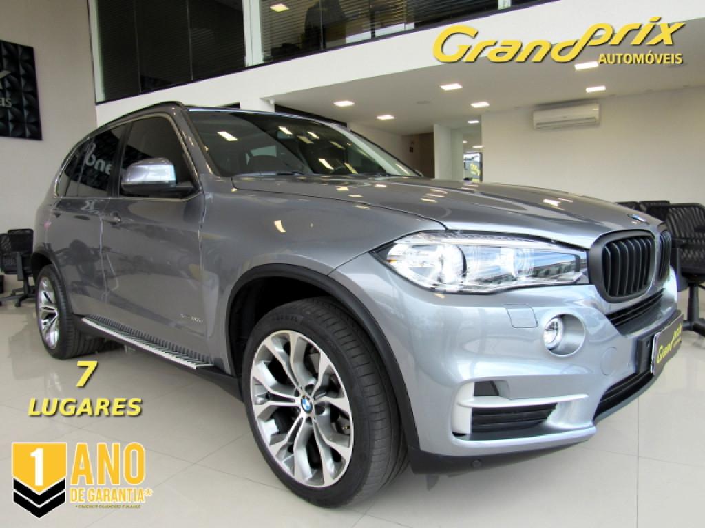 BMW X5 2018 3.0 4X4 30D I6 TURBO DIESEL 7 LUGARES ÚNICO DONO TOP DE LINHA!