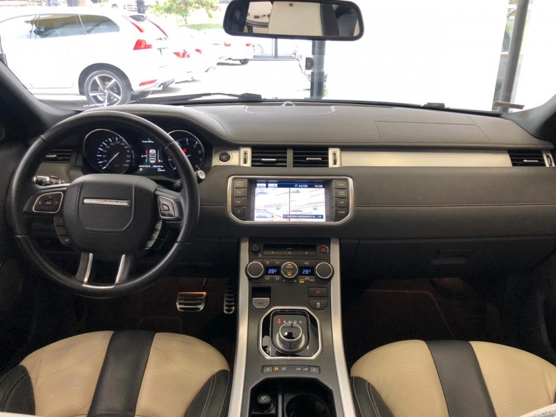 Imagem do veículo RANGE ROVER EVOQUE  2013 2.0 DYNAMIC 4WD 16V GASOLINA 4P AUTOMÁTICO
