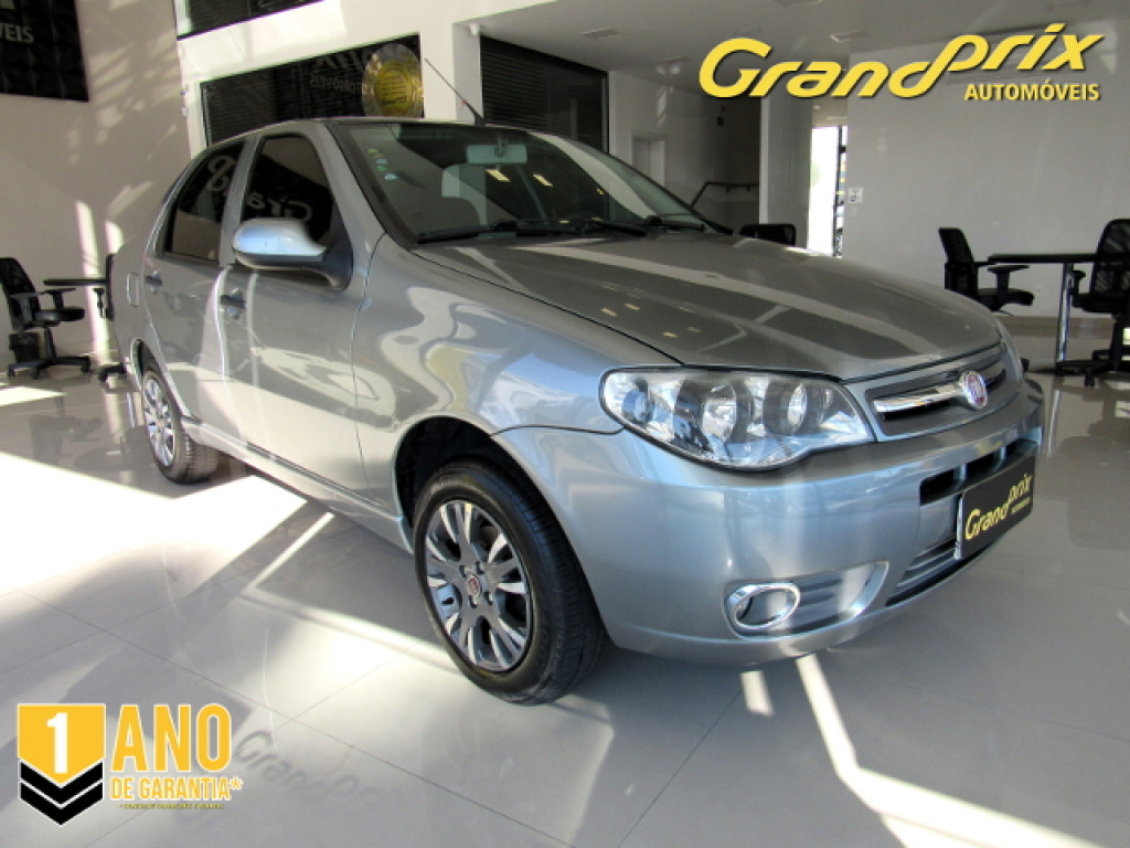 FIAT SIENA 2012 1.0 MPI EL CELEBRATION 8V FLEX 4P MANUAL COMPLETO + AR