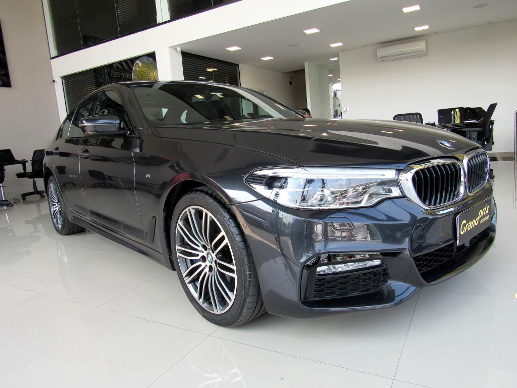 BMW 540i 2018 3.0 24V TURBO GASOLINA M SPORT AUTOMÁTICO