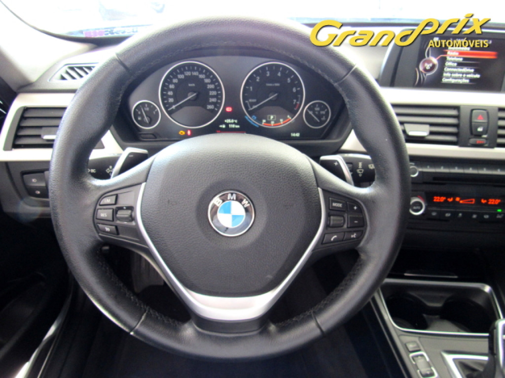 Imagem do veículo BMW 320i 2015 2.0 16v turbo active flex 4p automatico