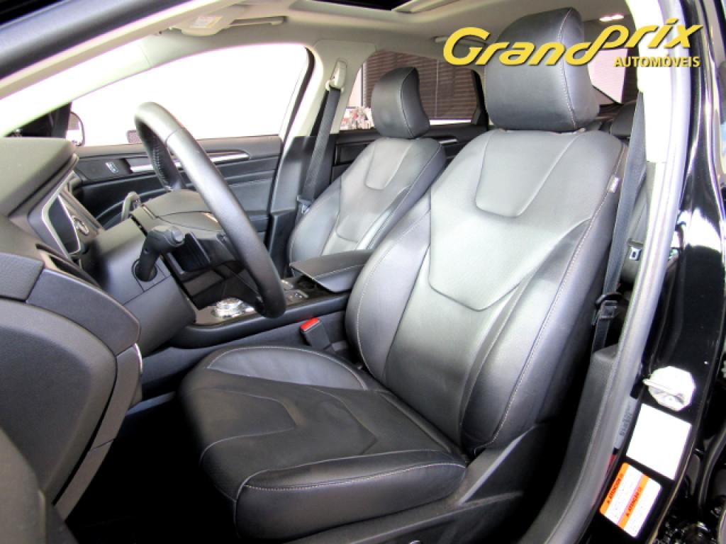 Imagem do veículo FORD FUSION 2018 2.0 TITANIUM AWD 16V GASOLINA 4P AUTOMÁTICO