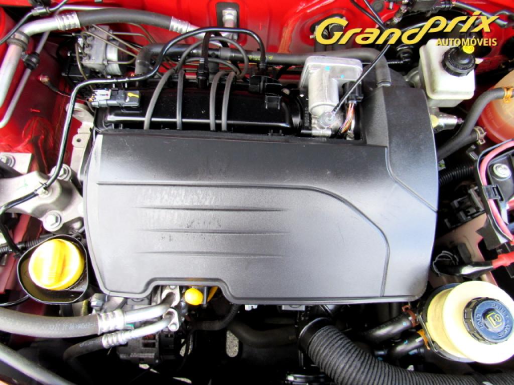 Imagem do veículo SANDERO 2014 1.0 EXPRESSION 16V FLEX 4P MANUAL VERMELHO COMPLETO ÚNICO DONO!