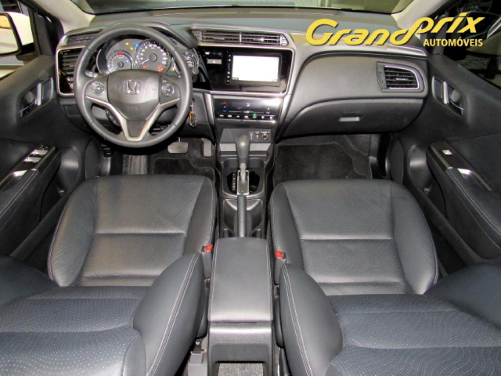 Imagem do veículo CITY 2018 1.5 EXL 16V FLEX 4P AUTOMÁTICO BRANCO COMPLETO ÚNICO DONO!
