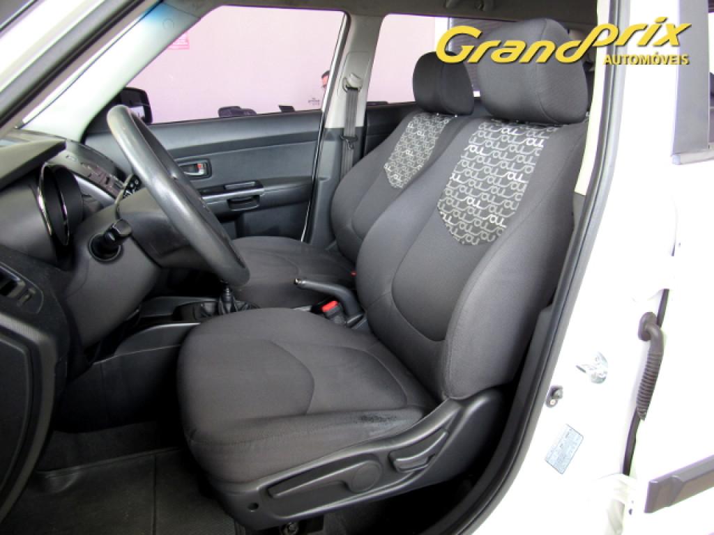 Imagem do veículo KIA SOUL 2011 1.6 EX 16V GASOLINA 4P MANUAL BRANCO COMPLETO ÚNICO DONO!