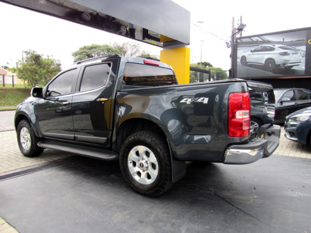 Imagem do veículo CHEVROLET S10 2014 2.8 LTZ 4X4 CD TURBO DIESEL 4P AUTOMÁTICO RARÍSSIMO ESTADO!