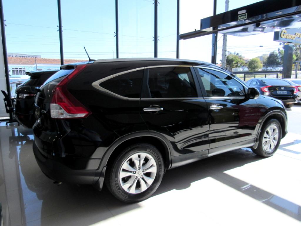 Imagem do veículo HONDA CRV 2012  2.0 EXL 4X4 16V GASOLINA 4P AUTOMÁTICO TOP DE LINHA + TETO SOLAR!