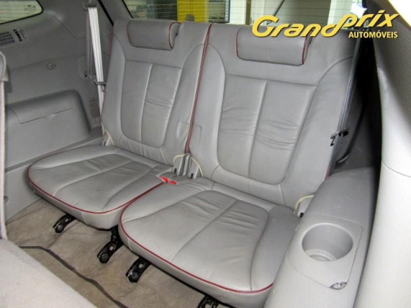 Imagem do veículo SANTA FÉ 2.7 MPFI GLS 7 LUGARES V6 24V GASOLINA 4P AUTOMÁTICA 4X4 2008 PRATA COMPLETA!