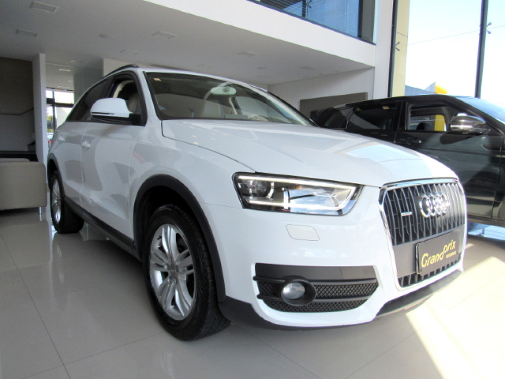 AUDI Q3 2014 2.0 TFSI ATTRACTION QUATTRO 4P GASOLINA S TRONIC