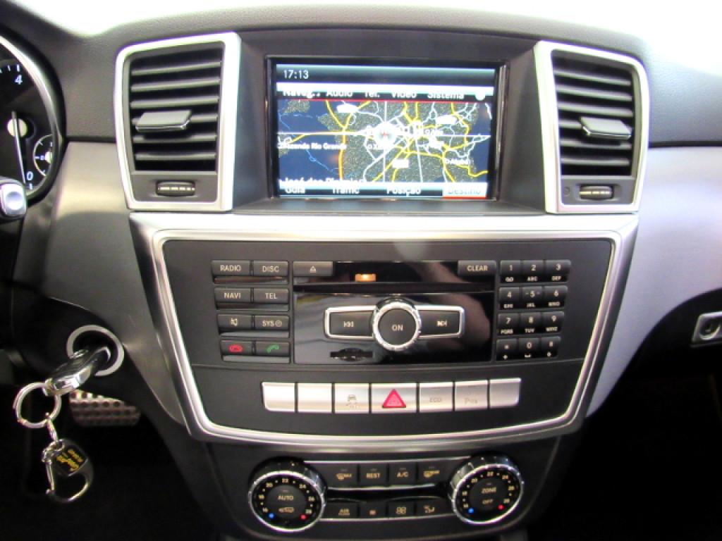 Imagem do veículo MERCEDES-BENZ ML  2015 350 3.0 BLUETEC SPORT V6 DIESEL 4P AUTOMÁTICO ÚNICO DONO!