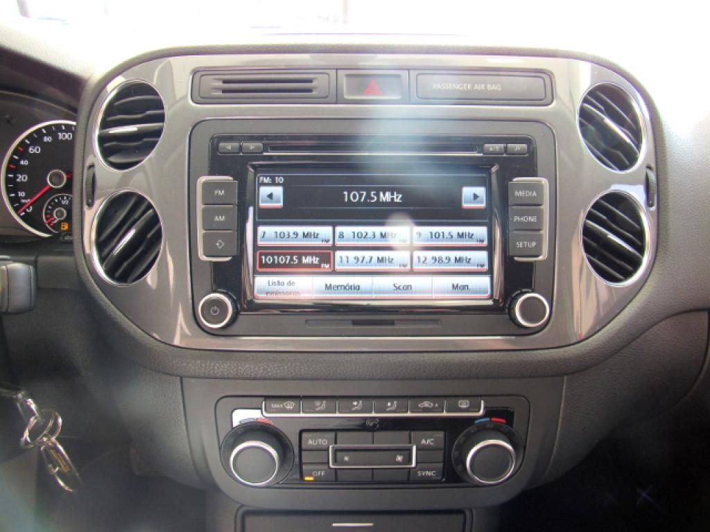 Imagem do veículo TIGUAN 2015 2.0 TSI 16V TURBO GASOLINA 4P TIPTRONIC BRANCA COMPLETA ÚNICO DONO!