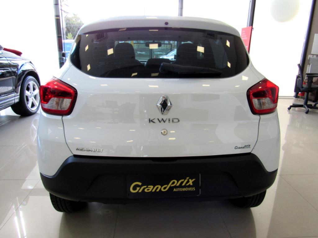 Imagem do veículo KWID 2020 1.0 12V SCE FLEX ZEN MANUAL BRANCO COMPLETO ÚNICO DONO!
