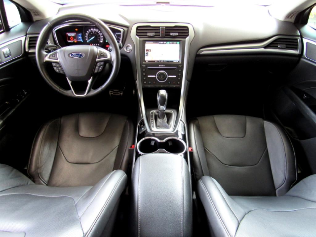 Imagem do veículo FUSION 2016 2.0 TITANIUM FWD 16V GASOLINA 4P AUTOMÁTICO PRETO COMPLETO ÚNICO DONO!