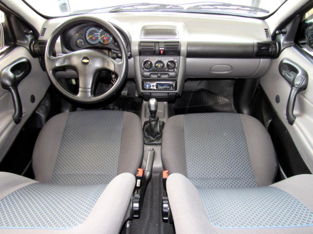 Imagem do veículo CLASSIC 2012 1.0 MPFI LS 8V FLEX 4P MANUAL CINZA ÚNICO DONO C/ APENAS 27.000 KM!