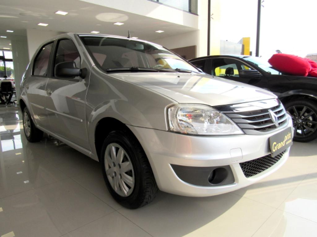 Imagem do veículo LOGAN 2011 1.0 EXPRESSION 16V FLEX 4P MANUAL PRATA COMPLETO ÚNICO DONO!