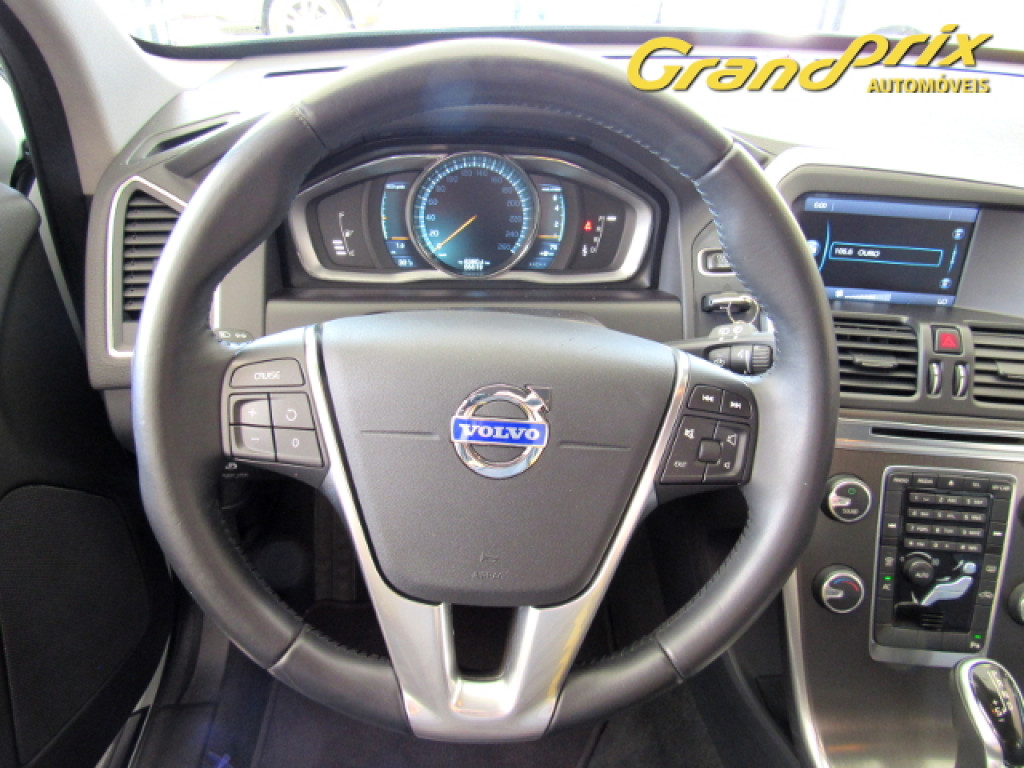 Imagem do veículo VOLVO XC60 2014 2.0 T5 DYNAMIC FWD TURBO GASOLINA 4P AUTOMÁTICA BRANCA COMPLETA TOP DE LINHA!