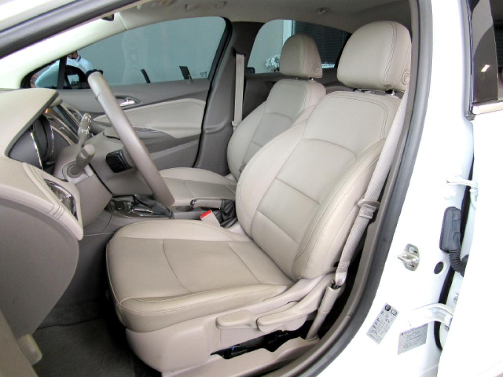 Imagem do veículo CRUZE 2019 1.4 TURBO SPORT6 LTZ 16V FLEX 4P AUTOMÁTICO BRANCO COMPLETO ÚNICO DONO!