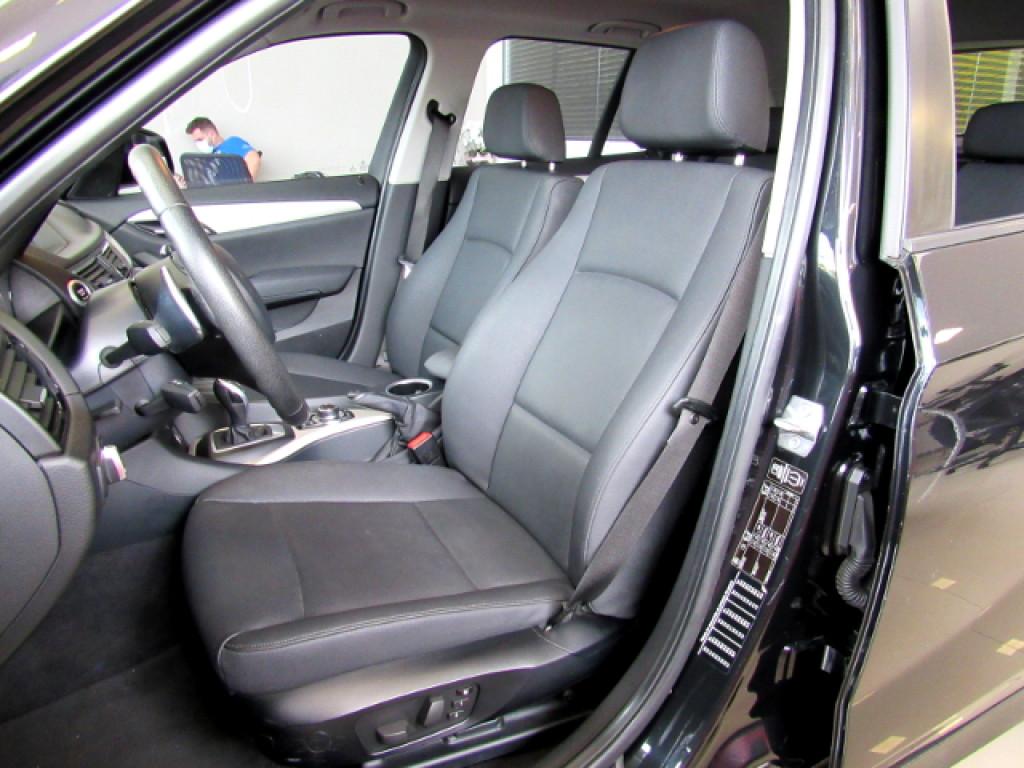 Imagem do veículo BMW X1 2015 2.0 16V TURBO ACTIVEFLEX SDRIVE20I 4P AUTOMÁTICA PRETA COMPLETA ÚNICO DONO!
