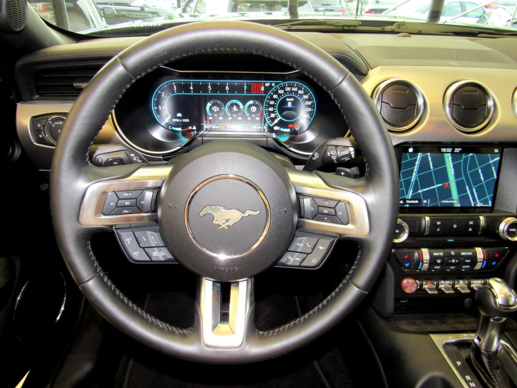 Imagem do veículo MUSTANG 2019 5.0 GT PREMIUM COUPÉ V8 32V GASOLINA 2P AUTOMÁTICO AZUL TOP DE LINHA C/ APENAS 1.800 KM!