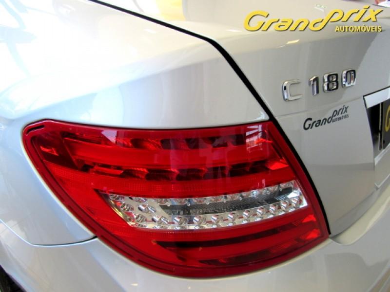 Imagem do veículo C 180 2014 1.6 CGI 16V TURBO GASOLINA 4P AUTOMÁTICA PRATA COMPLETA ÚNICO DONO!