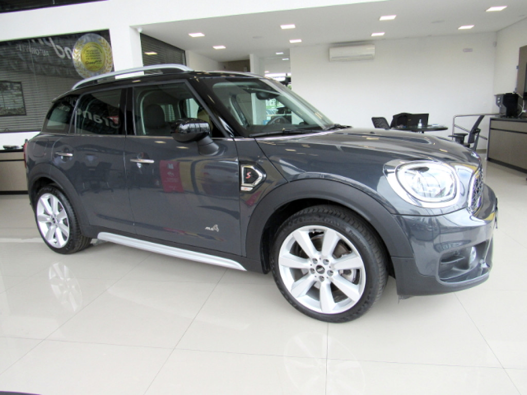 Imagem do veículo MINI COUNTRYMAN 2020 2.0 16V TWINPOWER TURBO GASOLINA COOPER S STEPTRONIC