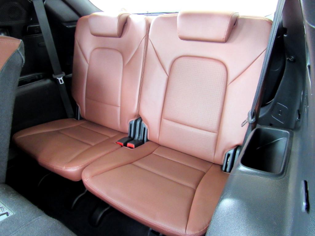 Imagem do veículo SANTA FÉ 2014 3.3 MPFI 4X4 7 LUGARES V6 270CV GASOLINA 4P AUTOMÁTICA BRANCA TOP DE LINHA + TETO SOLAR!