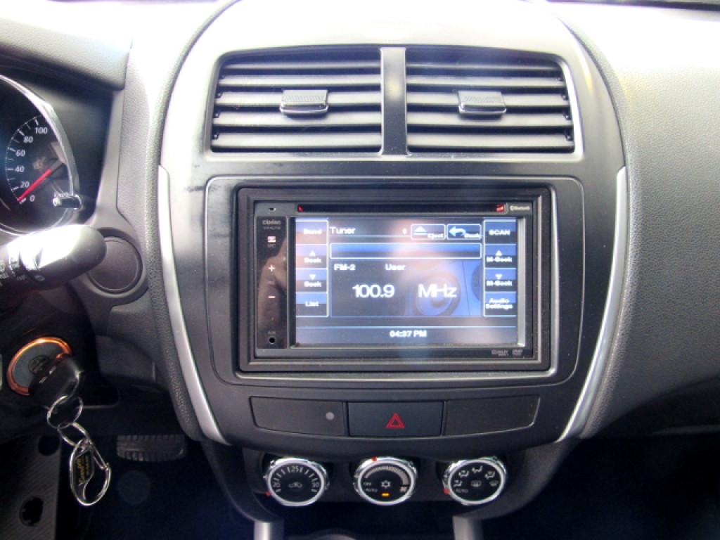 Imagem do veículo MITSUBISHI ASX 2015 2.0 4X2 16V GASOLINA 4P AUTOMÁTICA PRATA TOP DE LINHA ÚNICO DONO!