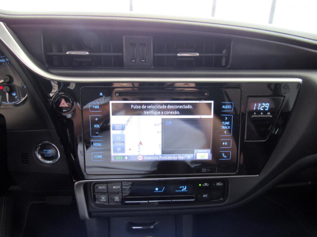 Imagem do veículo COROLLA 2018 2.0 XRS 16V FLEX 4P AUTOMÁTICO BRANCO COMPLETO + BANCOS EM COURO!