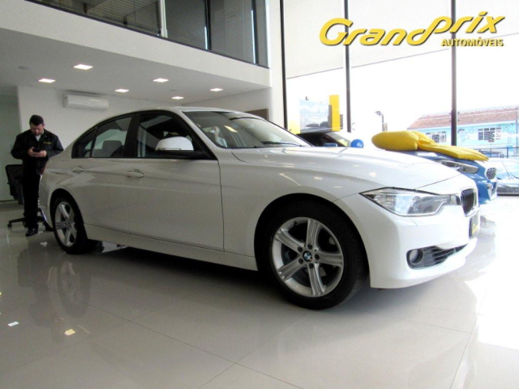 BMW 320i Gp 2.0 16V TURBO GASOLINA GP AUTOMÁTICO
