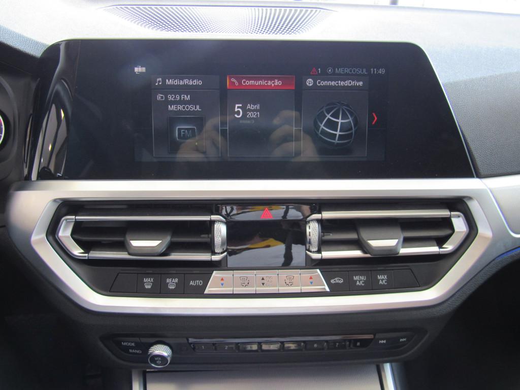 Imagem do veículo BMW 320i 2020 2.0 16V TURBO GASOLINA SPORT AUTOMÁTICA VERMELHA COMPLETA!