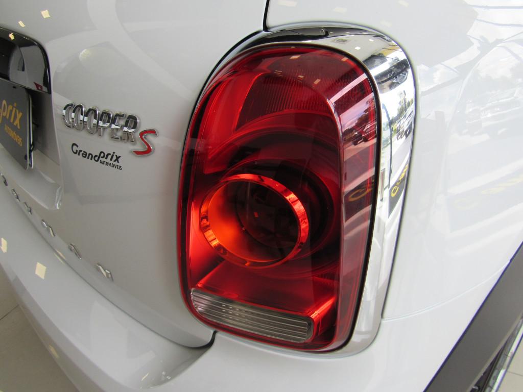 Imagem do veículo MINI COUNTRYMAN 2020 2.0 16V TWINPOWER TURBO GASOLINA COOPER S ALL4 STEPTRONIC BRANCO COMPLETO ÚNICO DONO!