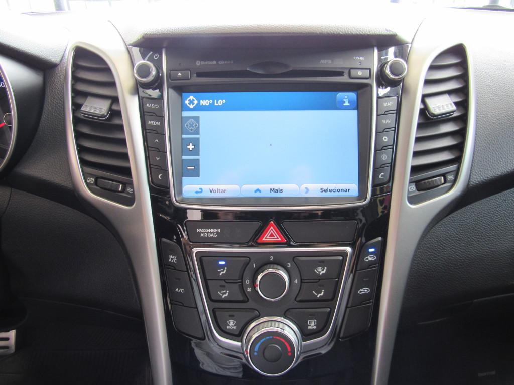 Imagem do veículo HYUNDAI I30 2013 1.6 MPFI 16V FLEX 4P AUTOMÁTICO PRETO COMPLETO TOP DE LINHA!