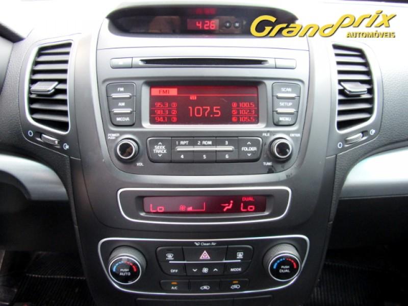 Imagem do veículo SORENTO 2014 2.4 16V GASOLINA EX AUTOMÁTICA VERDE COMPLETA + BANCOS EM COURO!