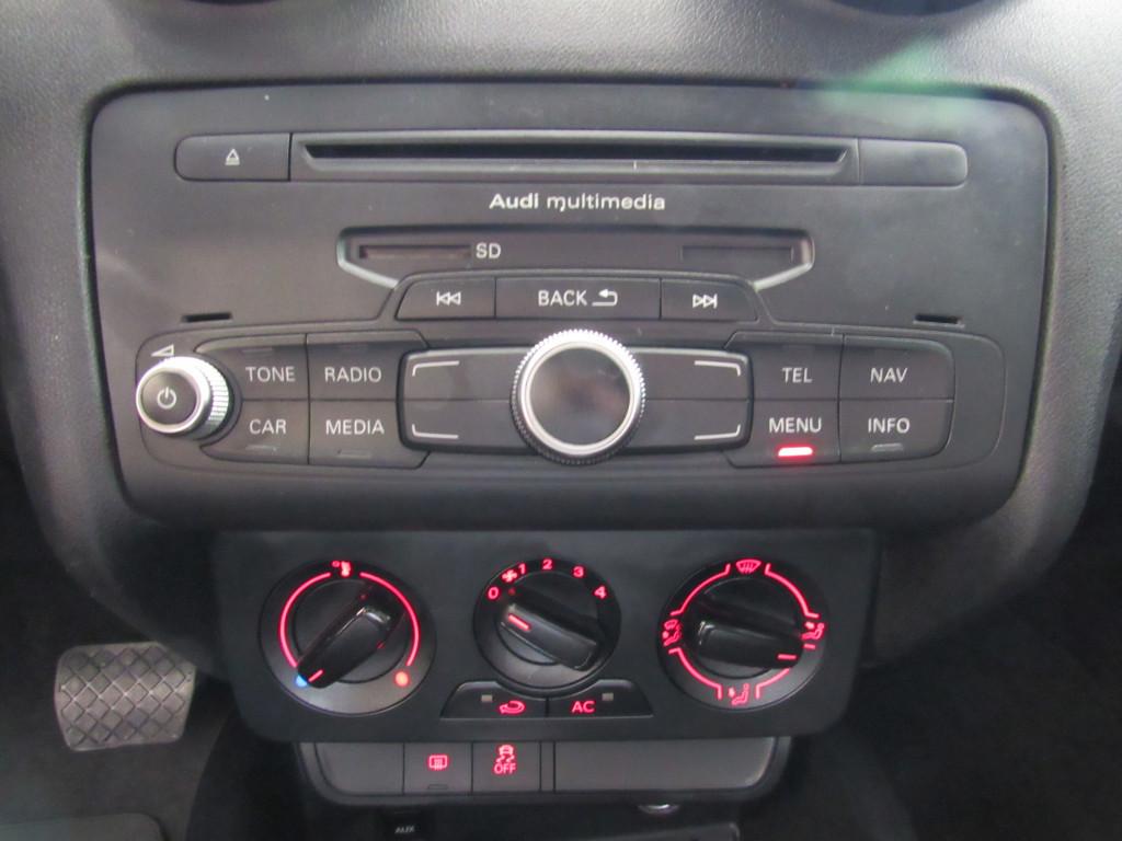 Imagem do veículo AUDI A1 2014 1.4 TFSI SPORTBACK ATTRACTION 16V 122CV GASOLINA 4P S-TRONIC VERMELHO COMPLETO ÚNICO DONO!