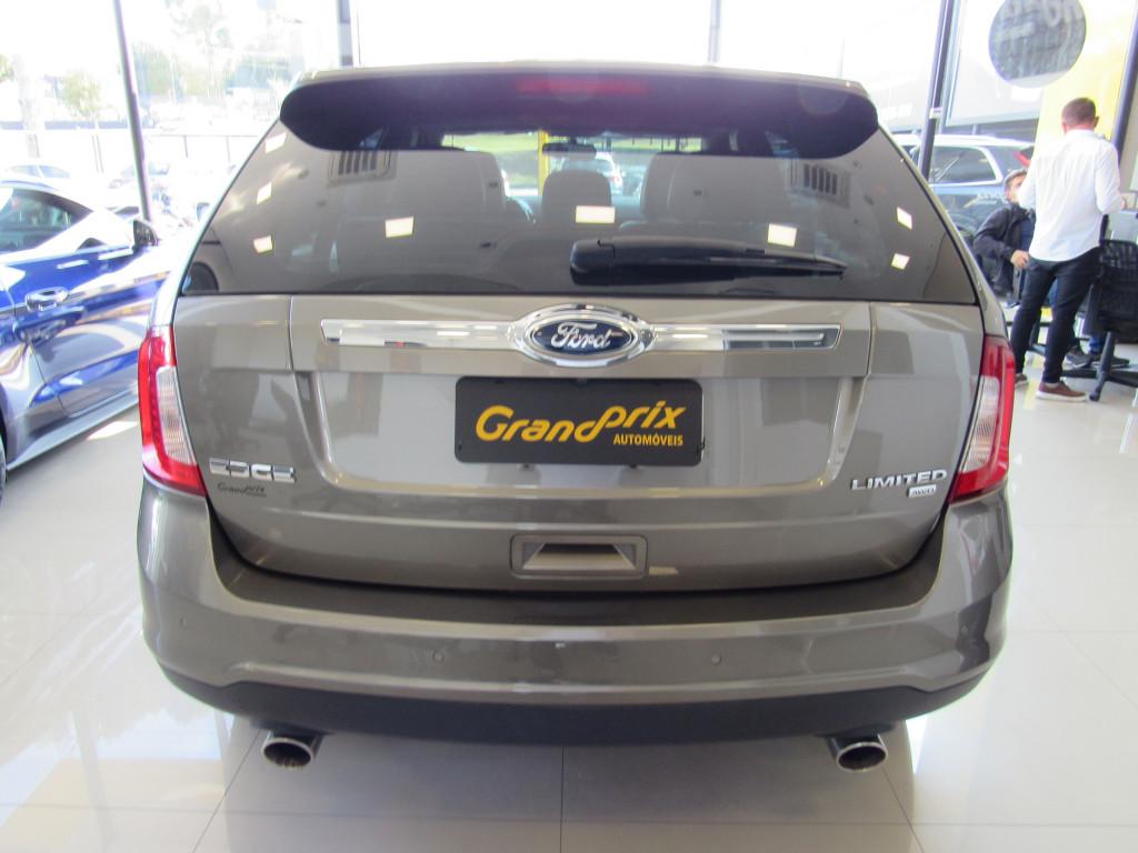 Imagem do veículo FORD EDGE 2013 3.5 V6 GASOLINA LIMITED AWD AUTOMÁTICA CINZA COMPLETA + TETO SOLAR