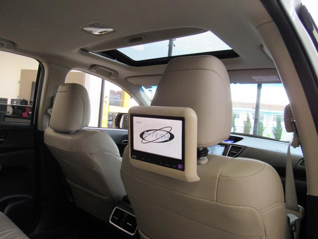 Imagem do veículo HONDA CRV 2015 2.0 EXL 4X4 16V FLEX 4P AUTOMÁTICA BRANCA COMPLETA + TETO SOLAR!