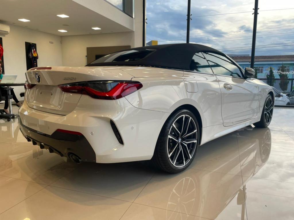 Imagem do veículo BMW 430i 2.0 16V GASOLINA CABRIO M SPORT AUTOMÁTICO