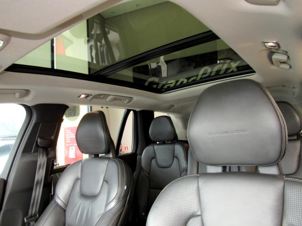 Imagem do veículo VOLVO XC90 2016 2.0 INSCRIPTION TURBO GASOLINA 4P 4X4 AUTOMÁTICA PRETA COMPLETA ÚNICO DONO!
