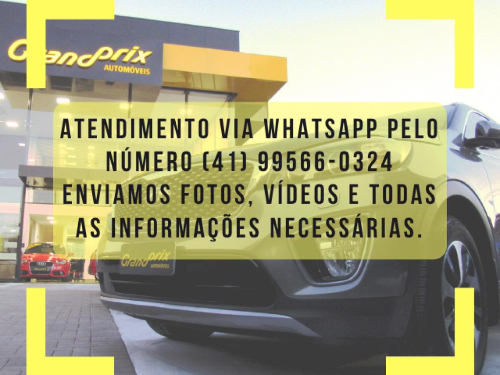 Imagem do veículo SANTA FÉ 2016 3.3 MPFI 4X4 V6 270CV GASOLINA 4P AUTOMÁTICA BRANCA COMPLETA ÚNICO DONO!