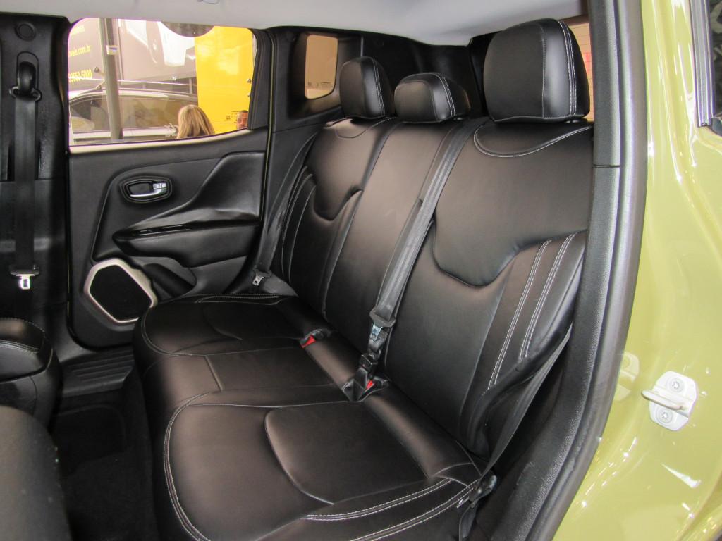 Imagem do veículo JEEP RENEGADE 2016 2.0 16V TURBO DIESEL SPORT 4P 4X4 AUTOMÁTICA VERDE COMPLETA ÚNICO DONO!