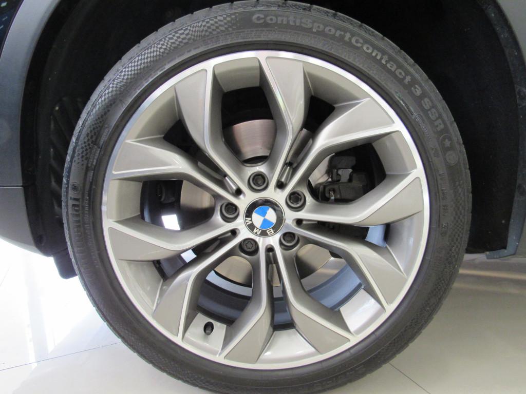 Imagem do veículo BMW X3 2017 2.0 16V GASOLINA X LINE XDRIVE20I STEPTRONIC PRETA COMPLETA ÚNICO DONO!