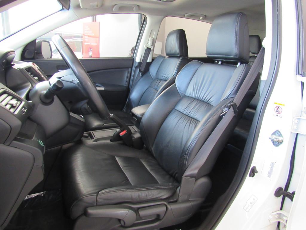 Imagem do veículo HONDA CRV 2014 2.0 EXL 4X4 16V FLEX 4P AUTOMÁTICA BRANCA COMPLETA + TETO SOLAR!