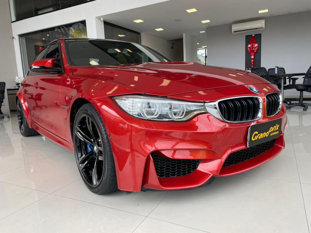 Imagem do veículo BMW M3 2016 3.0 I6 GASOLINA SEDAN AUTOMÁTICA LARANJA TOP DE LINHA ÚNICO DONO!