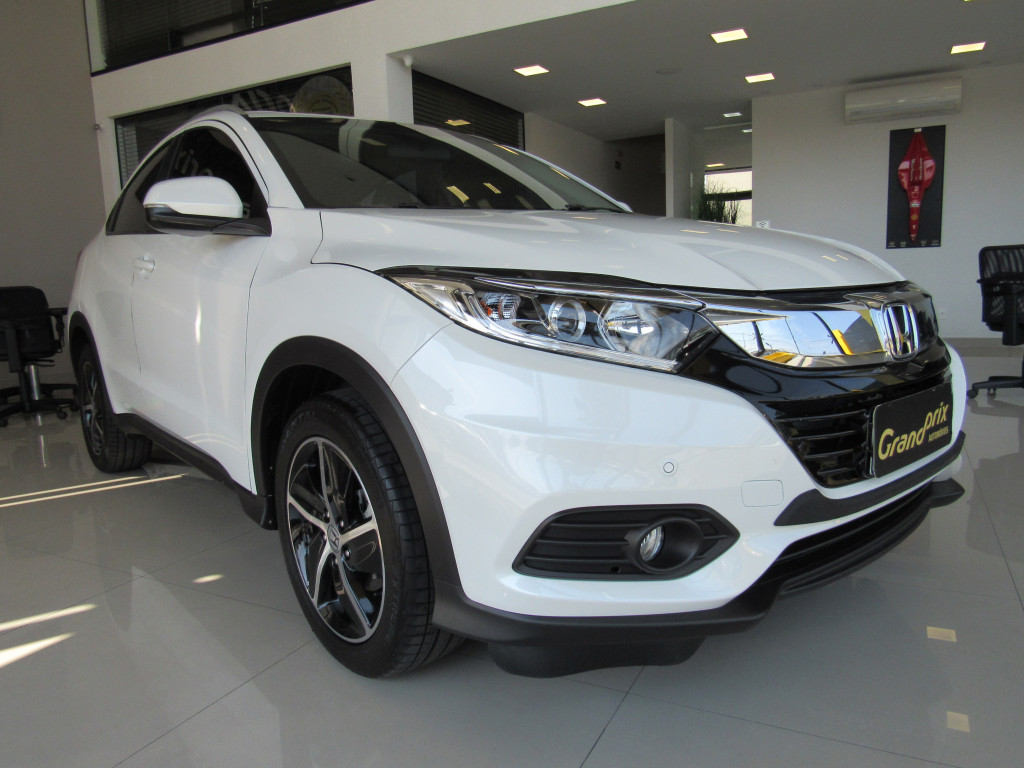 HR-V 1.8 2020 16V FLEX EXL 4P AUTOMÁTICA BRANCA COMPLETA ÚNICO DONO!