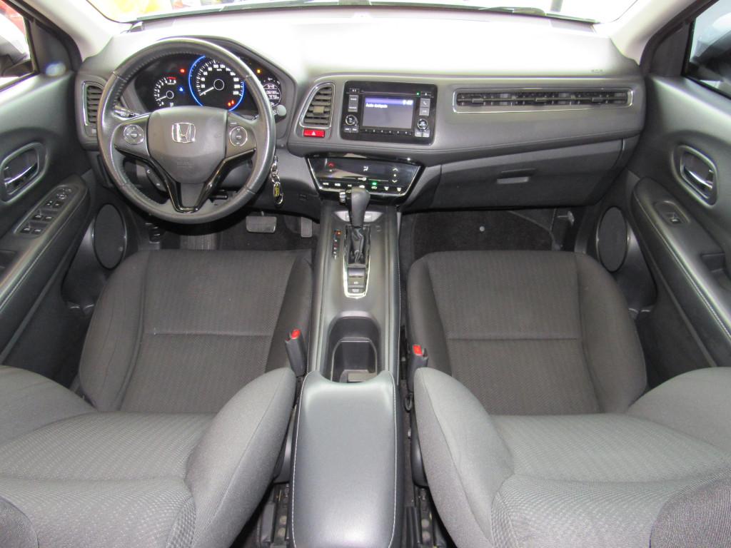 Imagem do veículo HONDA HR-V 2017 1.8 16V FLEX EX 4P AUTOMÁTICA PRATA COMPLETA ÚNICO DONO!