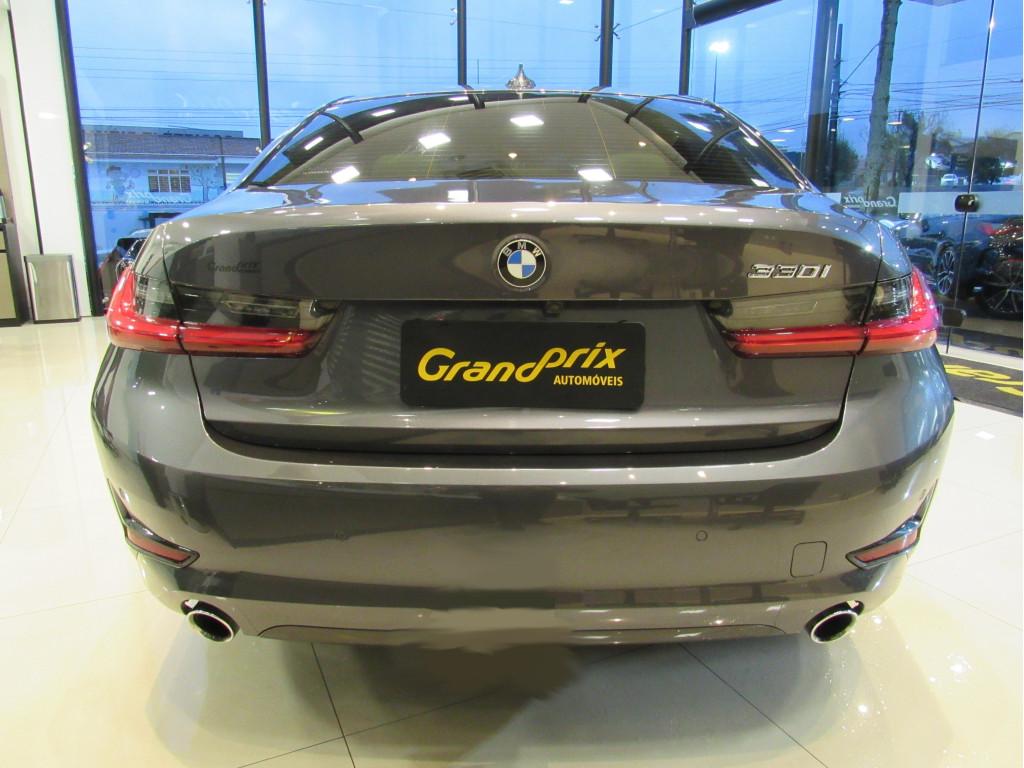 Imagem do veículo BMW 330i 2.0 2020 16V TURBO GASOLINA SPORT AUTOMÁTICO CINZA COMPLETA - ÚNICO DONO!