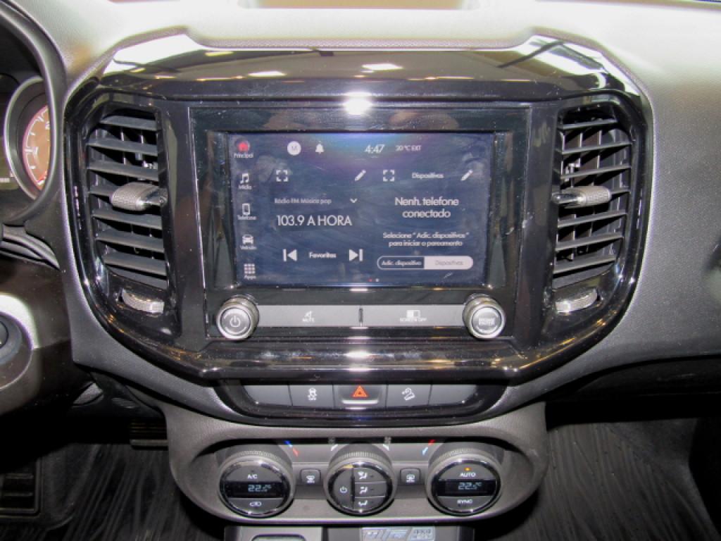 Imagem do veículo FIAT TORO 2021 2.0 16V TURBO DIESEL ULTRA 4WD AT9 BRANCA TOP DE LINHA + BANCOS EM COURO!
