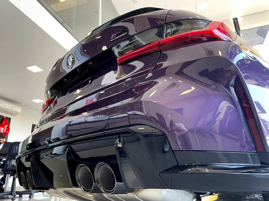 Imagem do veículo BMW M3 2021 3.0 I6 TWINTURBO GASOLINA COMPETITION M STEPTRONIC DAYTONA VIOLET ZERO KM!